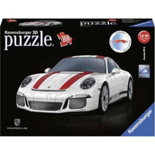 3D palapeli Porsche 108 palaa Rb