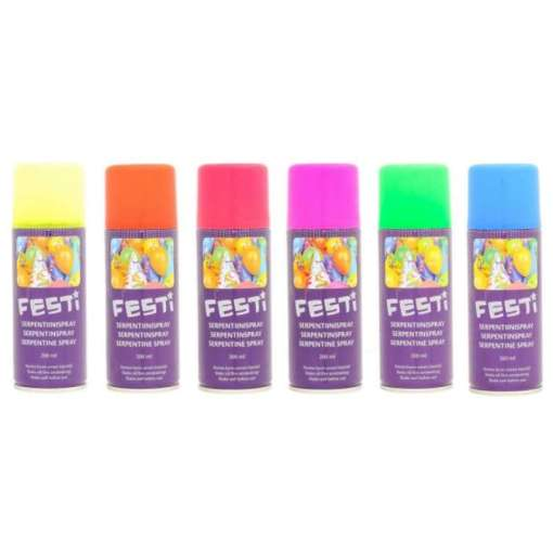 Serpentiini Spray 200 ml lajitelma