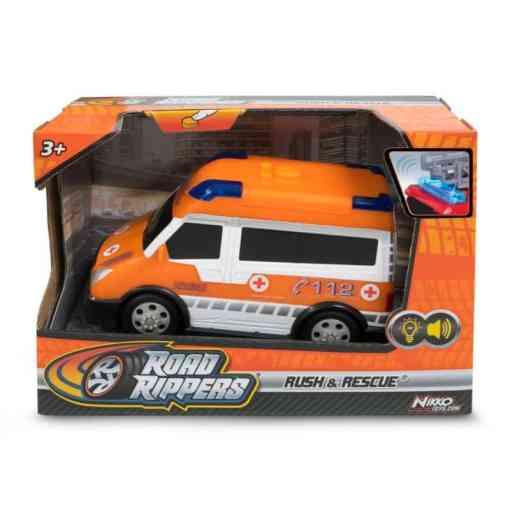 Ambulanssi 13 cm äänellä ja valolla Road Ripper