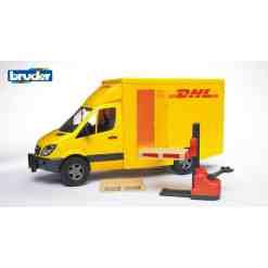 Bruder DHL jakeluauto