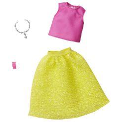 Barbie asu hame keltainen