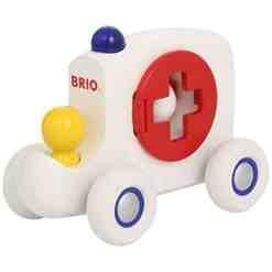 Brio Ambulanssi puulelu 30210