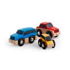 Brio auto 3 kpl 33759