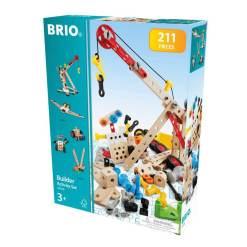 Brio Builder 34588 rakennussarja 211 osaa