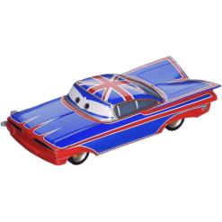 Cars auto Ramone Union Jack