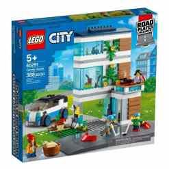 Lego City 60291 Omakotitalo