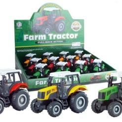 Traktori 9 cm erilaisia