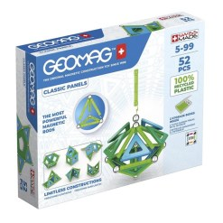 Geomag Classic Panels 52 osaa Green Line