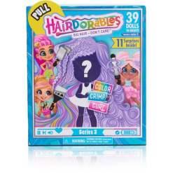 Hairdorables nukke sarja 3