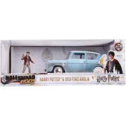 Harry Potter Mini & Ford Anglia 1959