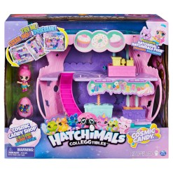 Hatchimals Cosmic Candy Shop 2 in 1
