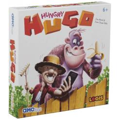 Hirmuinen Hugo lautapeli