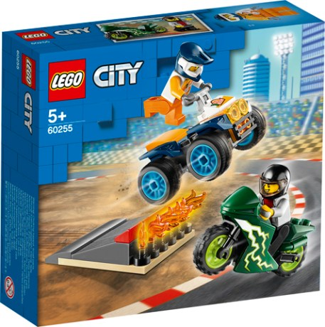 Stunttitiimi Lego City 60255