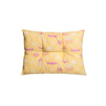 Tyyny lasten 40 x 55 cm karuselli keltainen