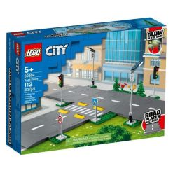 Lego City 60304 Tierakennuslevyt