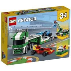 Lego Creator 31113 Kilpa-autojen kuljetusauto