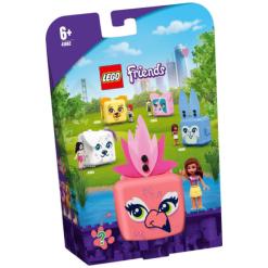 Lego Friends 41662 Olivian flamingokuutio