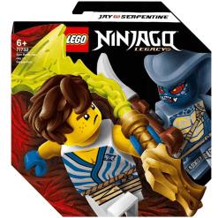 Lego Ninjago 71732 Eeppinen taistelusetti: Jay vastaan Serpentine