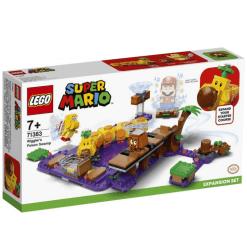 Lego Super Mario 71383 Wigglerin myrkkysuo