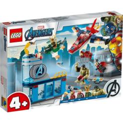 Lego Superheroes 76152 Avengers Lokin raivo