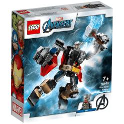 Lego Superheroes 76169 Thor-robottihaarniska