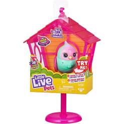 Little Live lintu & häkki Pippa Peeps