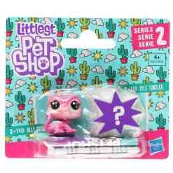 Littlest Petshop Mini 2 kpl gekko
