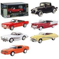Auto 1:43 American Classic Motor Max, eri värejä