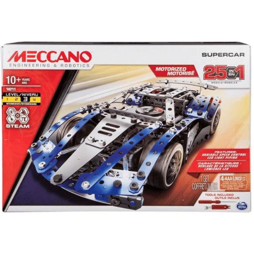 Meccano Supercar 18211