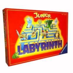 Muuttuva Labyrintti Junior -lautapeli