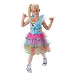 Lasten naamiaisasu My Little Pony Rainbow Dash