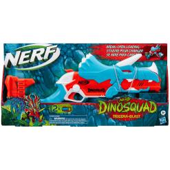 Nerf Dinosquad Tricera-Blast pehmonuoliase