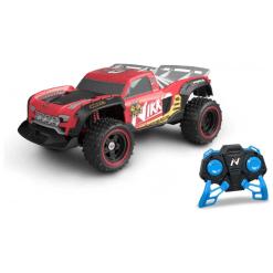 Nikko Pro Truck Racing #5 R/C Punainen