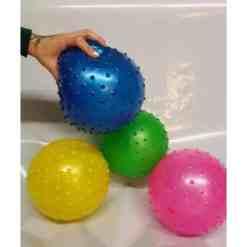 Pallo nystyräpallo 25 cm eri värejä