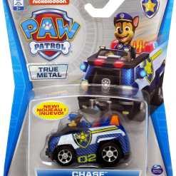 Paw Patrol metal Vainu ja poliisiauto