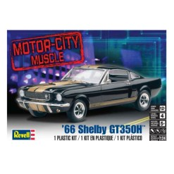 Revell Shelby '66 Gt350h 1:24 2482