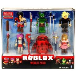 Roblox 6 hahmoa World Zero