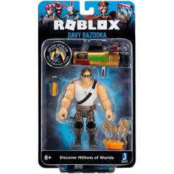 Roblox hahmo Davy Bazooka