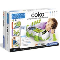 Robotti Coko krokotiili ohjelmoitava