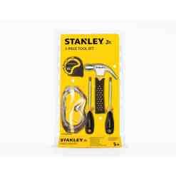 Stanley Jr työkalusetti 5 osainen