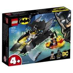 Lego Superheroes 76158 Lepakkovene ja Pingviinin takaa-ajo