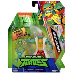 Turtles Mikey Wrestling aka One Love figuuri