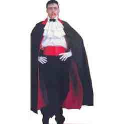 Lasten naamiaisasu Draculaviitta kaksipuoleinen