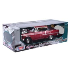 Chevy Bel Air 1955 Super Charger 1:18 +14