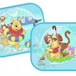 Aurinkosuoja Nalle Puh 2 kpl Winnie Pooh