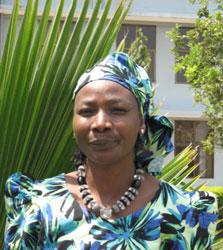 Mrs Mary Kwangu
