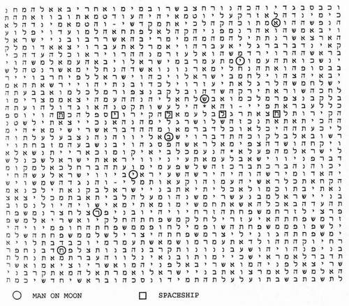The Bible Code Chapter One