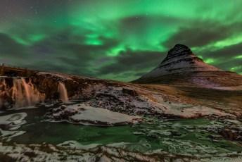 Kirkjufell-Aurora3