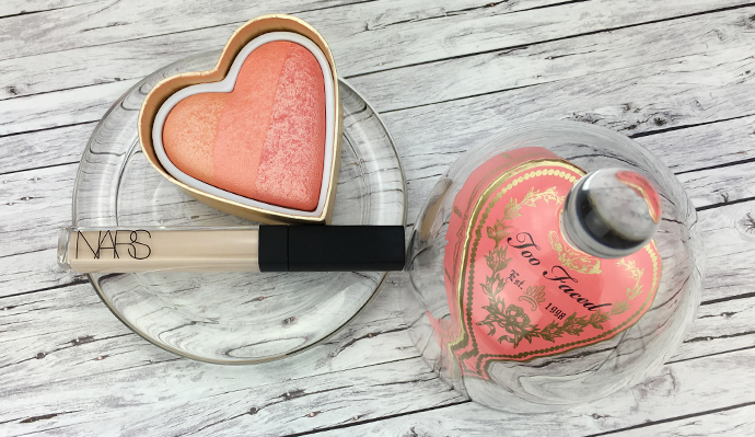 Städtereisen Tipps Paris, NARS, Concealer, Blush, Sweetheart Perfect Flush Blush Sparkling Bellini, Too Faced
