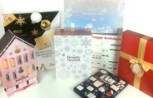 Beauty Adventskalender 2016 Vichy Loreal Apotheke La Roche Posay Roger & Gallet Amazon Beauty IKEA Rituals Essie Beauty Secret Lookfantastic